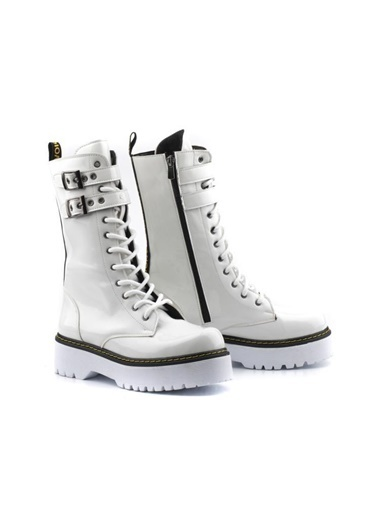 Tripy Çizme Beyaz